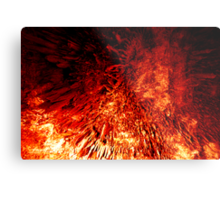 Born from the fires of Mount Doom... Metal Print