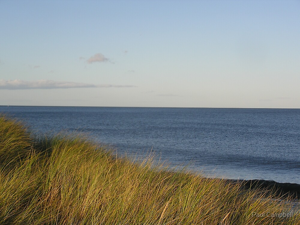 Northumbrian Coast by Paul Campbell