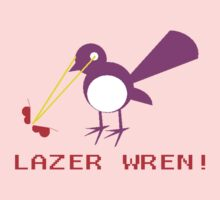 Attack of the Lazer Wren T-Shirt