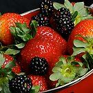 Summer Berries by Jan Cartwright