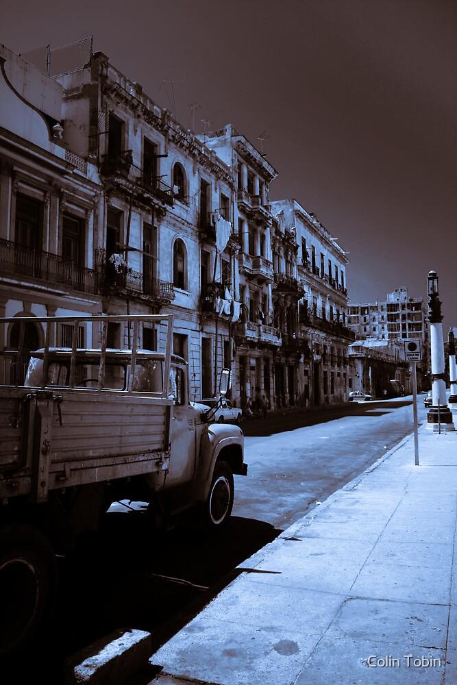 Cuban Streets by Colin Tobin