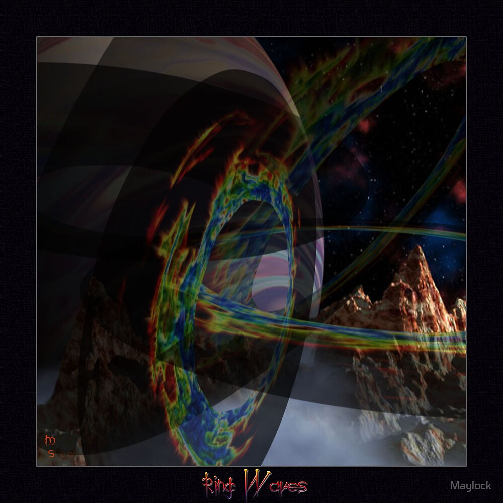 Ring Waves by Maylock
