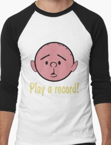 Karl Pilkington Men's Baseball ¾ T-Shirt