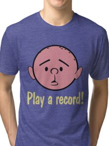 Karl Pilkington Tri-blend T-Shirt