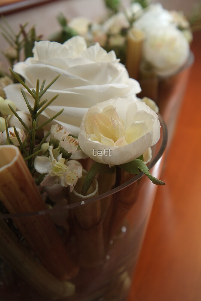 Flowers by tett