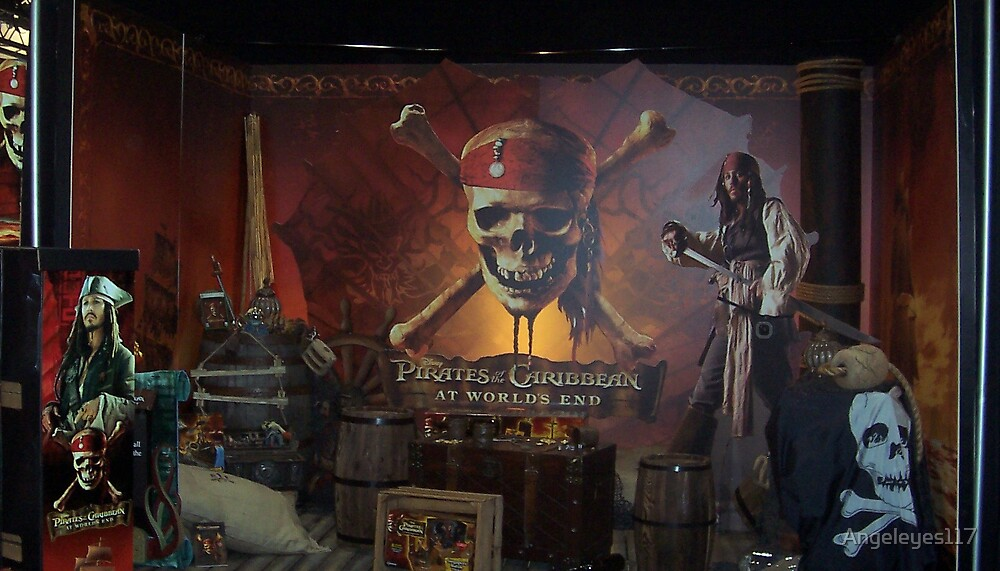 Pirate's of the Caribbean at Walmart by Angeleyes117