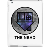 The NBHD - Space Print iPad Case/Skin