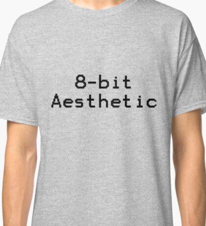 8-Bit Aesthetic Classic T-Shirt