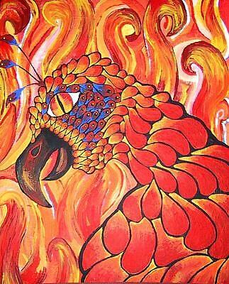 Phoenix by Melissa Krumpe