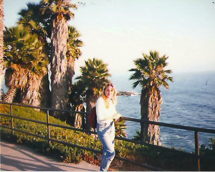 Karen at Laguna Beach by karen66