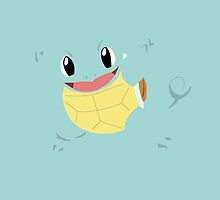 Squirtle Pokemon iPhone case by simplepete
