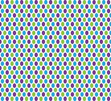 Monsters, Inc. Polka Dots by ArtfulDoodler