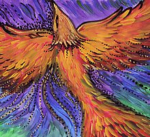 The Fire Bird by Wendy Crouch
