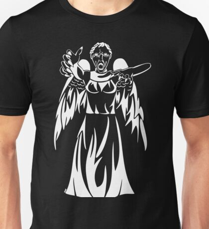 Can you see them in the dark? Unisex T-Shirt