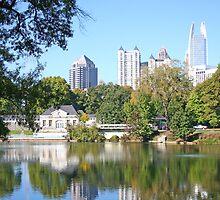 City Lake 2 by dbvirago