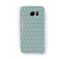 Monsters, Inc. Circle Pattern Samsung Galaxy Case/Skin