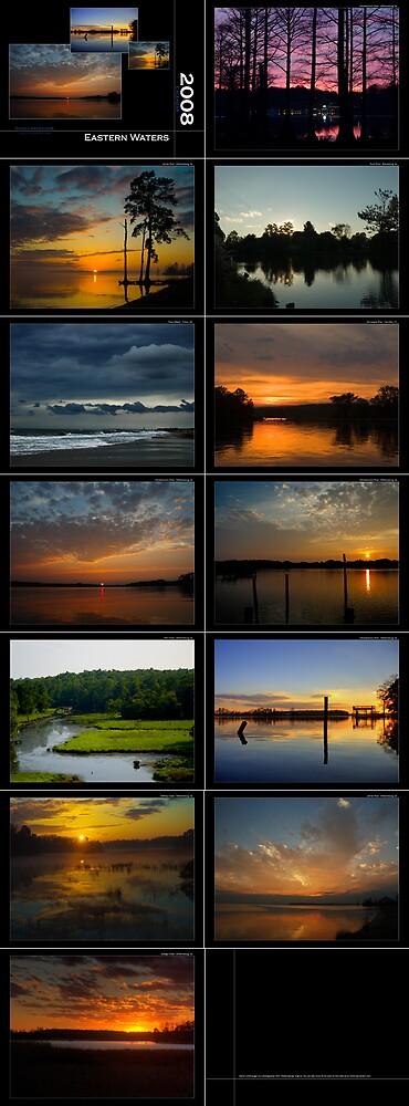 2008 Eastern Waters Calendar by David Linkenauger