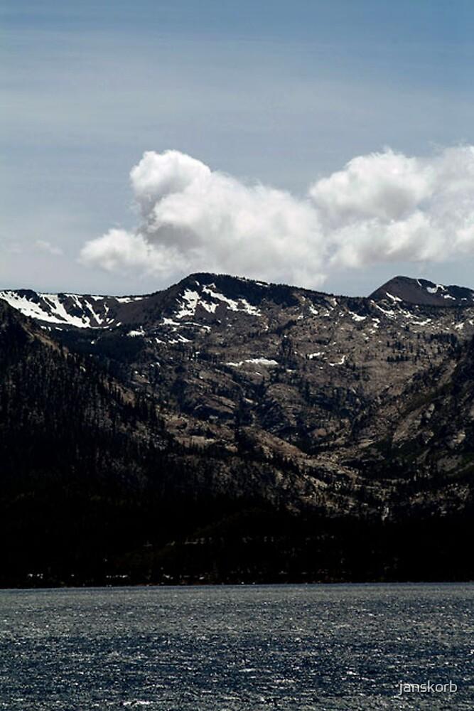 Lake Tahoe by janskorb