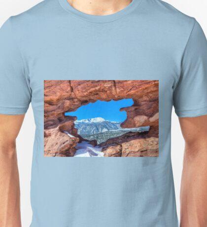 Garden of the Gods Colorado Unisex T-Shirt