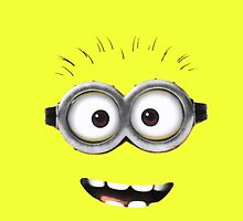 Minion Face by brilliancekid