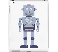 Heart Gear Robot iPad Case/Skin