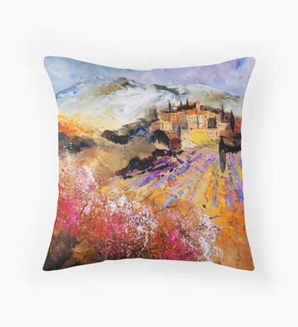 provence south of france 56 Throw Pillow
