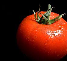 Vine Ripe Tomato by JKunnen