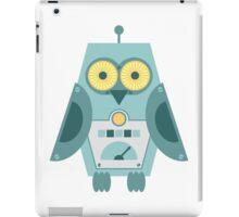 Owl Robot iPad Case/Skin