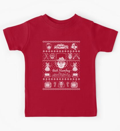 Merry Scroogedmas Kids Clothes