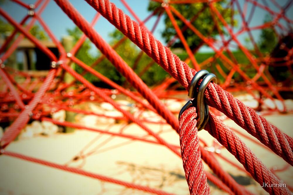 Playground Climbing Rope by JKunnen