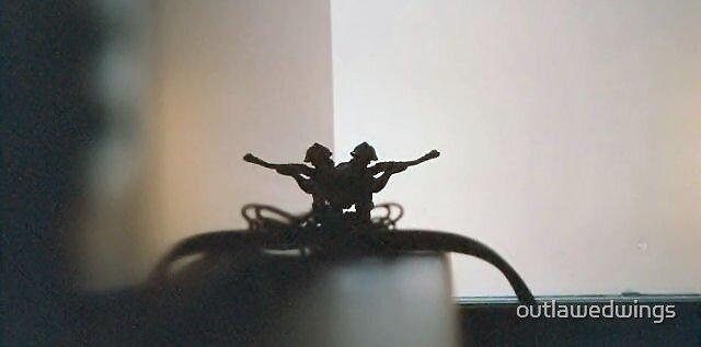 Shadow  by outlawedwings