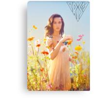 Katy Perry album Prism Canvas Print