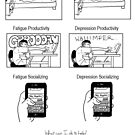 Depression or Fatigue by PersonalGenius