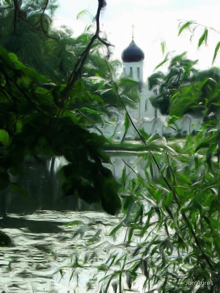 Nikolo-Ugreshsky monastery4 by Jon Ayres