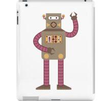 Receiver Robot iPad Case/Skin