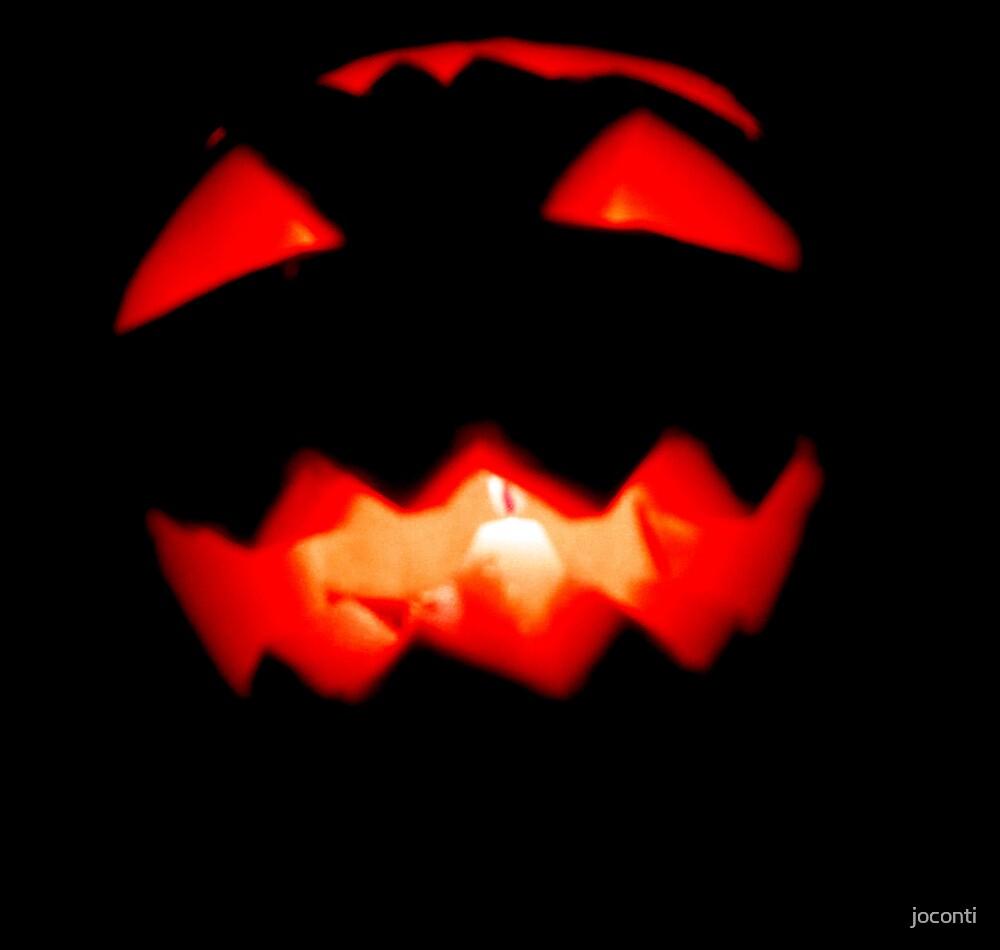 Mwahhhhh - Happy Halloween x by joconti