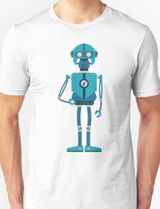 Runner Robot Unisex T-Shirt