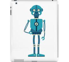 Runner Robot iPad Case/Skin