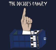 The Doctor's Family by PaulMonj
