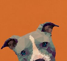 Pitbull by pup-fiction
