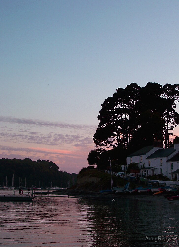 Helford Passage (Village) by AndyReeve