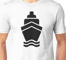 Ship Boat Unisex T-Shirt