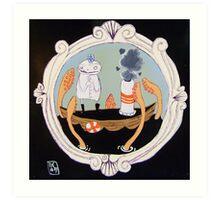 Seaman's Voyage Art Print
