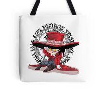 Alucard Hellsing Tote Bag