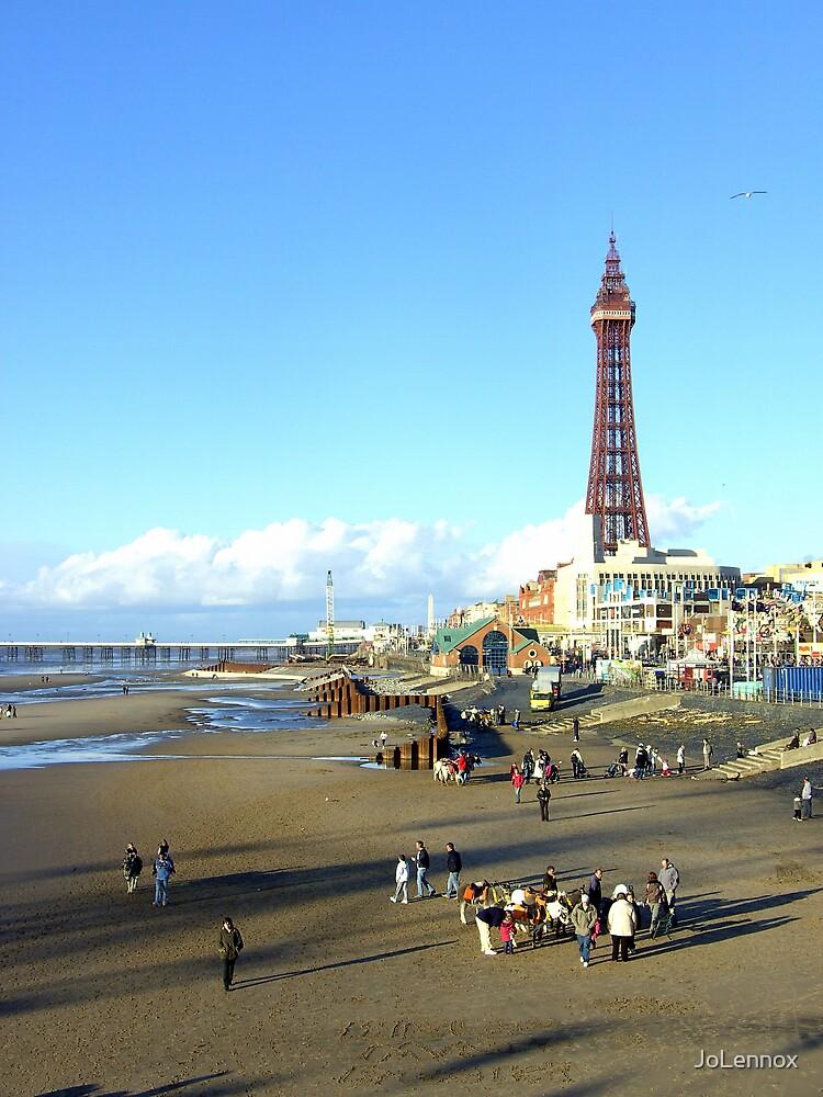 Blackpool by JoLennox