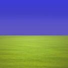 Green Fields by Floyd Hopper