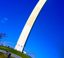 Washington Monument by Derek Lowe