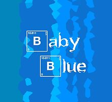 Baby Blue - Breaking Bad by GuyKitchener