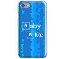 Baby Blue - Breaking Bad iPhone Case/Skin