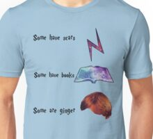 Qualities of Harry Potter Unisex T-Shirt